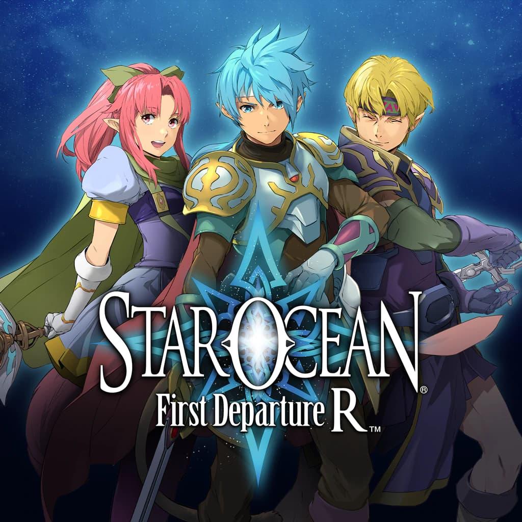 Star ocean series