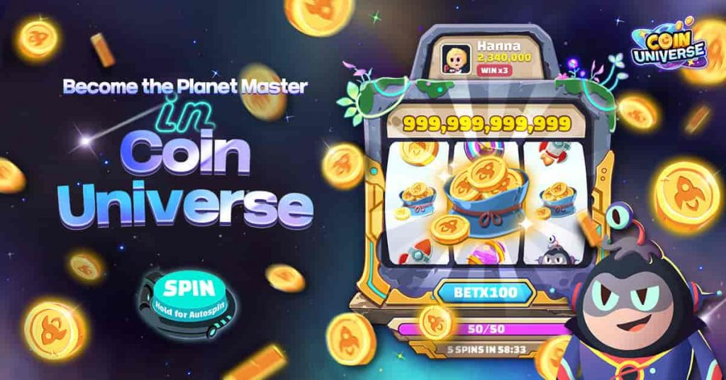 Coins Universe for PC – Download & Play On PC [Windows / Mac]