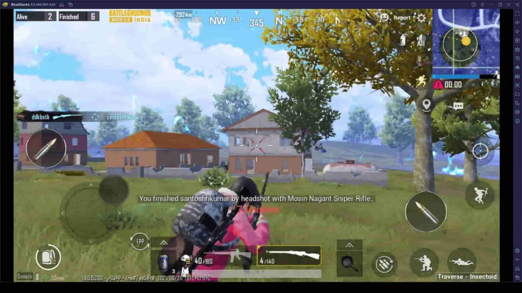 BGMI For PC  – Download & Play On PC [Windows / Mac]