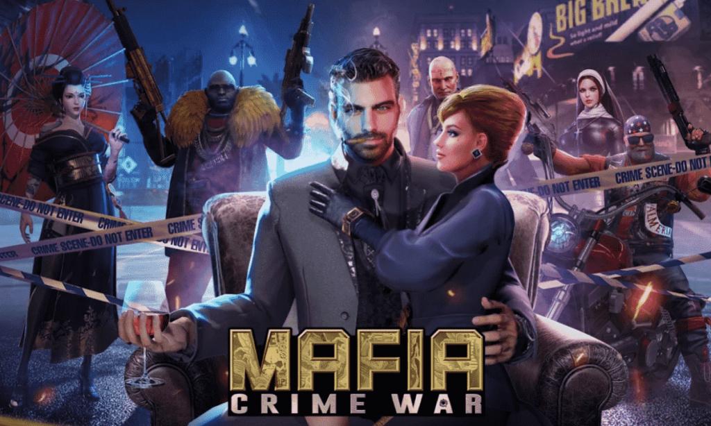 Mafia Crime War for PC