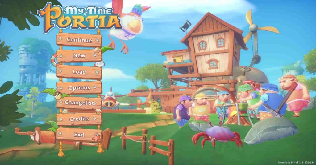 My Time At Portia For PC – Download & Play On PC [Windows / Mac]