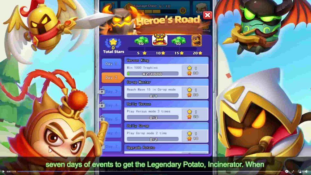 Potato Smash for PC  – Download & Play On PC [Windows / Mac]