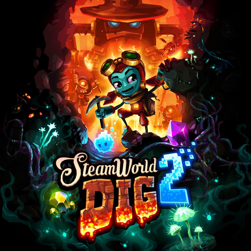 Steamworlddig 2