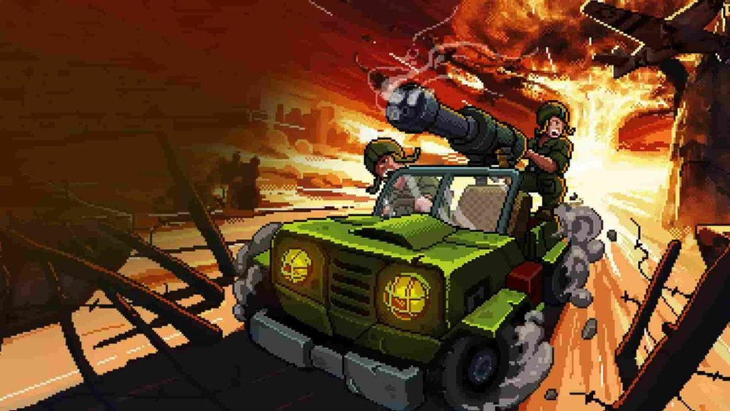 Jackal Squad  For PC  – Download & Play On PC [Windows / Mac]