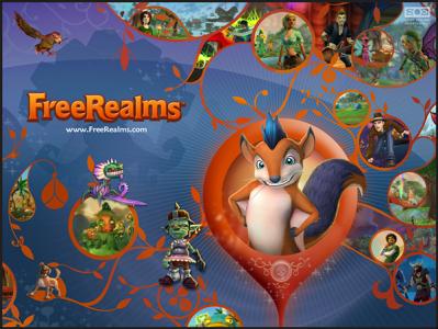 Free Realams