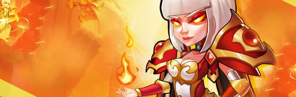 play idle heroes for pc