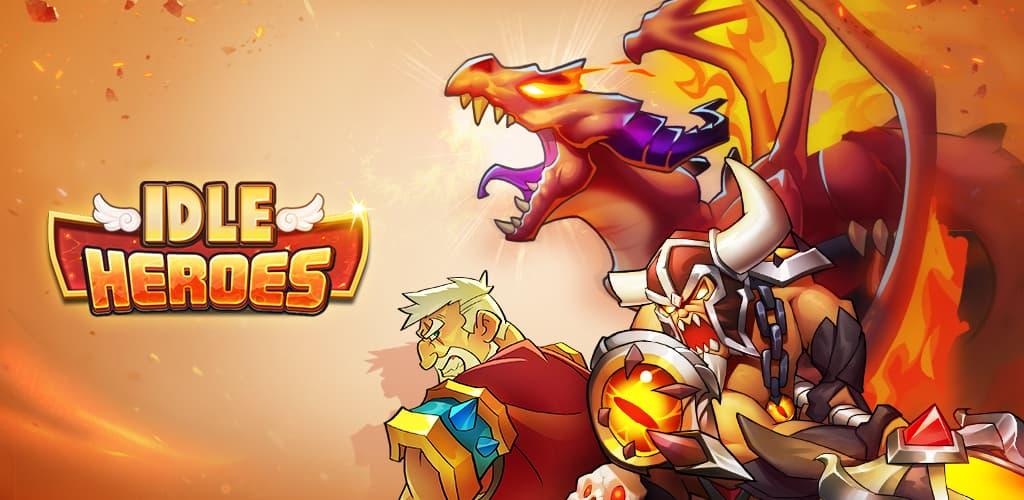 play idle heroes on desktop