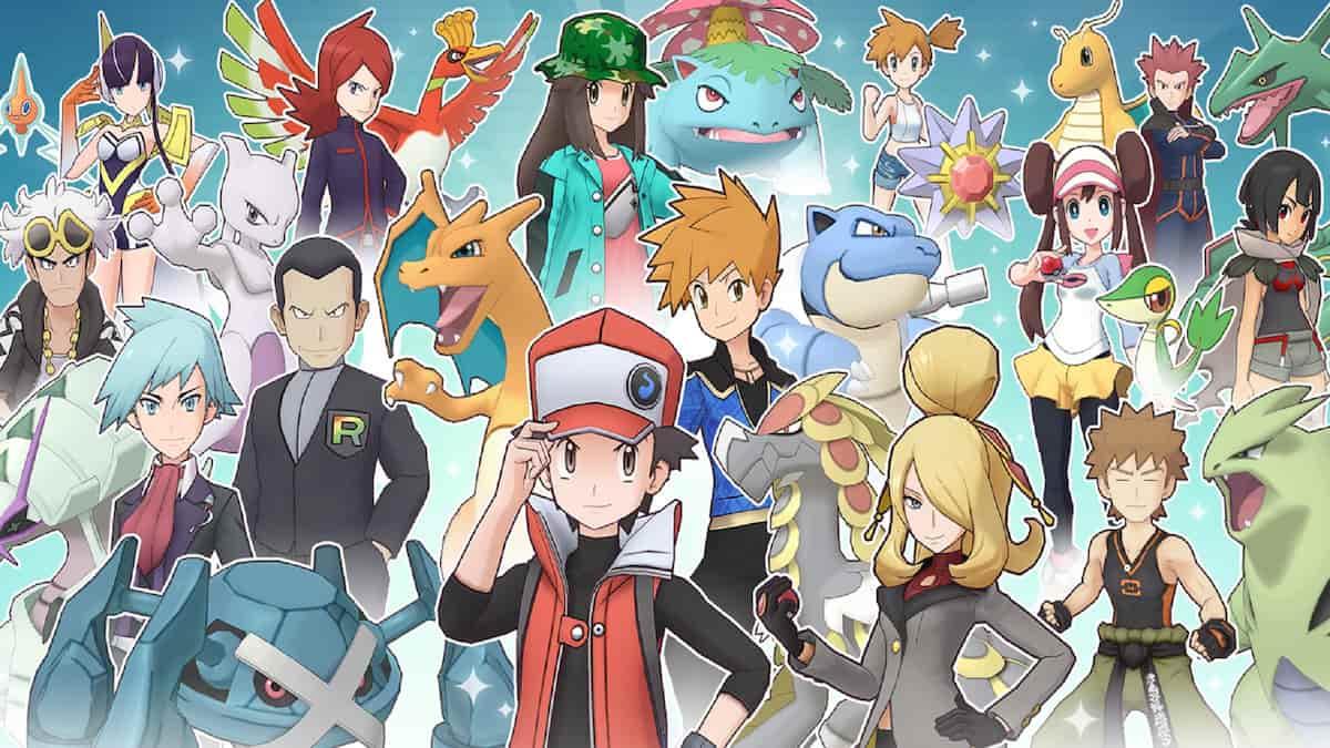 pokemon master Best Sync Pairs