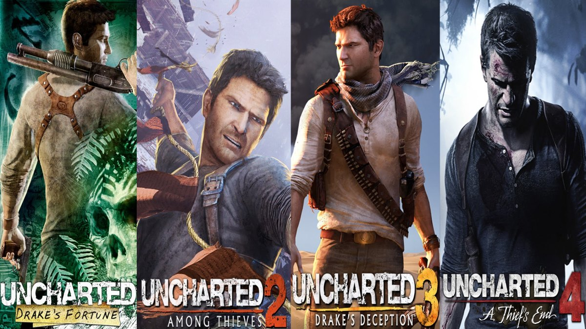 Uncharted Series