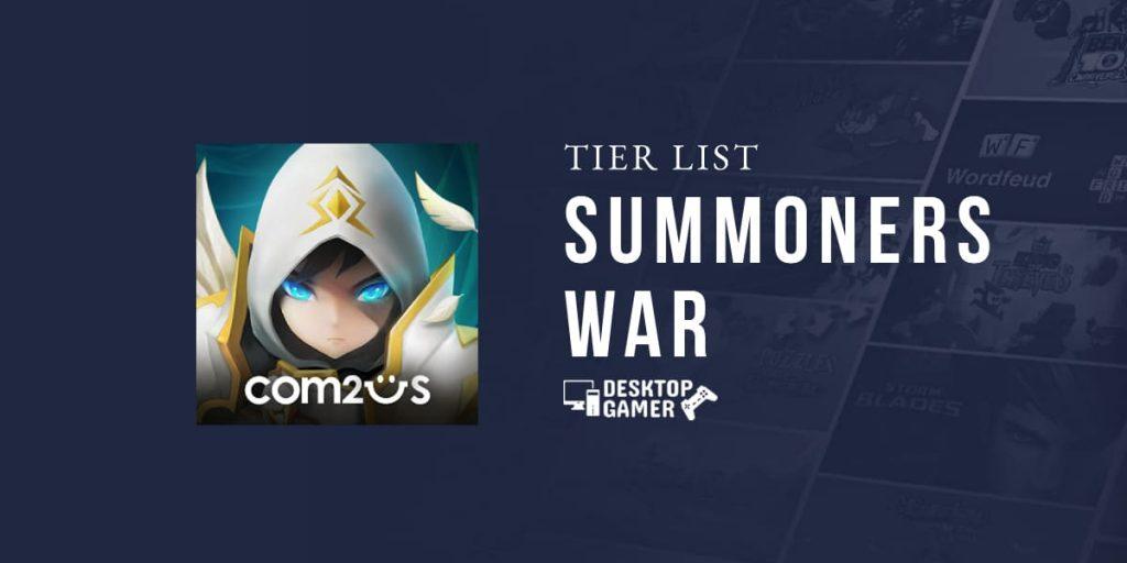 Summoners War Tier List