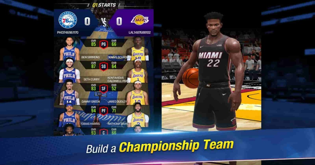 NBA Now 21 For PC – Download & Play On PC [Windows / Mac]